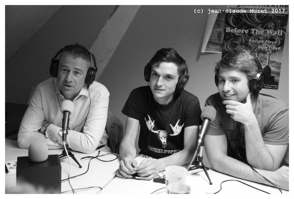 Yann, Enzo & Maxime les cannibal penguin- Radionorine.com