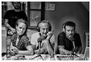 Gwen, Boram & Fred - Radionorine.com