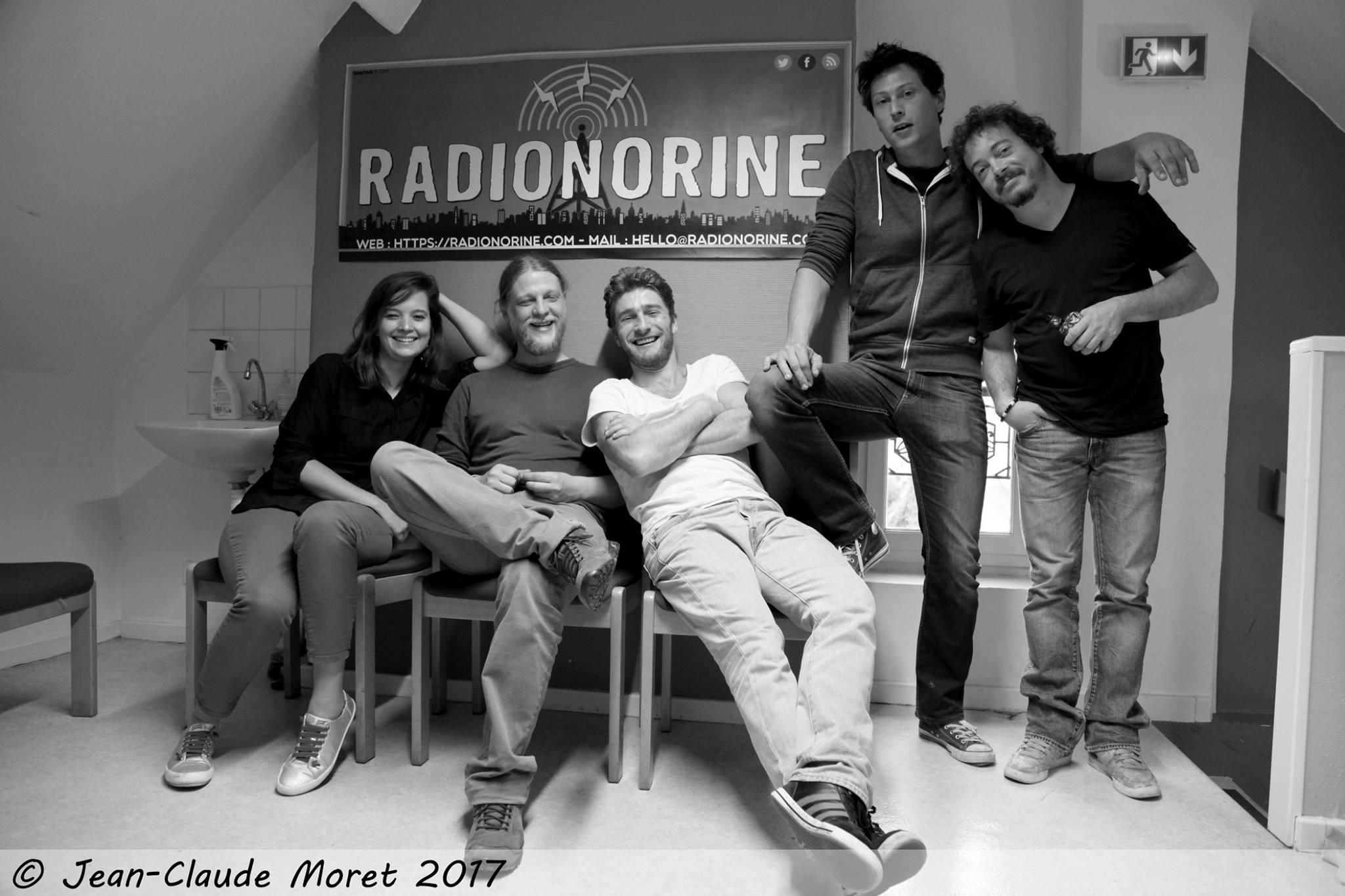 Les n'afters du dimanche avec Vidabreve - Radionorine
