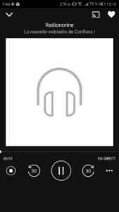 Player TuneIn Radionorine