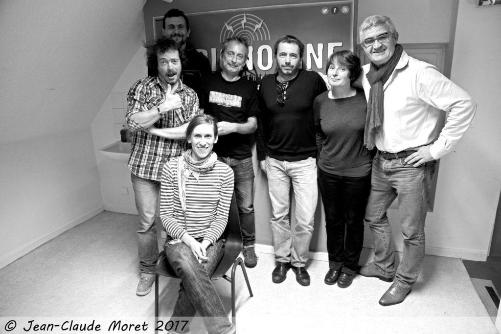 Boram Fred Gisèle Pape - Radionorine.com